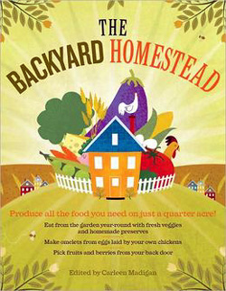 Book - The Backyard Homestead