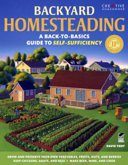 Book - Backyard Homesteading