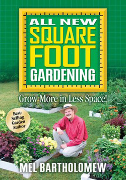 Book - All New Square Foot Gardening