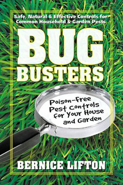 Book - Bug Busters: Poison-Free Pest Controls For your House & Garden