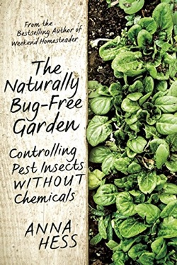 Book -  The Naturally Bug Free Garden