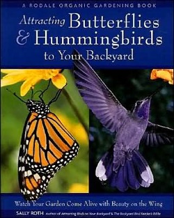 Book -Attracting Butterflies and Hummingbirds to Your Backyard