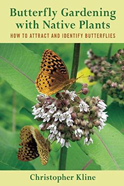 Book - Butterfly Gardening With Native Plants