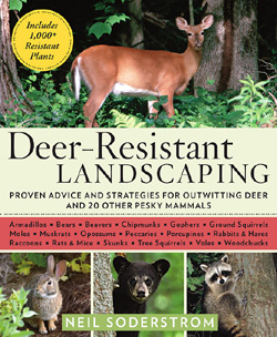 Book - Deer Resistant Landscaping