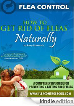 Book - Flea Control: How to Get Rid of Them Naturally