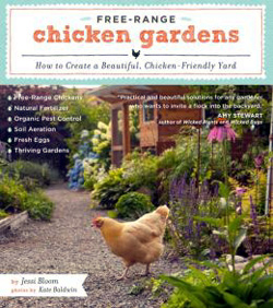 Book - Free Range Chicken Gardens