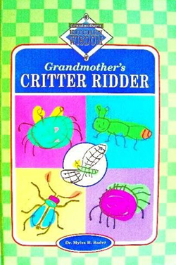 Book - Grandmother's Critter Ridder