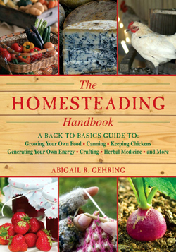 Book - The Homesteading Handbook