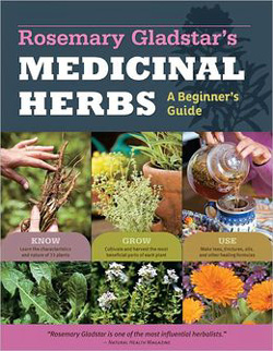 Book - Rosemary Gladstar's Medical Herbs