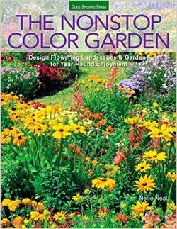 Book - The Nonstop Color Garden