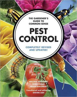 Book - Gardner's Guide to Common-Sense Pest Control