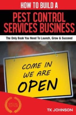 Book - How To Build A Pest Control Service Business