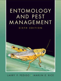 Book - Entomology and Pest Managrment