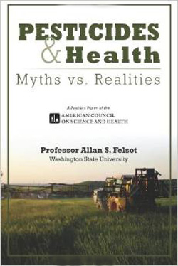 Book - Pesticides and Health: Myths vs Realities