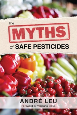 Book - The Myths of Safe Pesticides