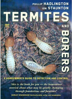 Book - Termites and Borers