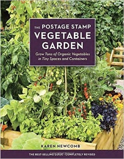 Book - Yhe Postage Stamp Vegetable Garden
