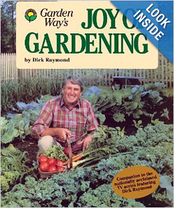 Book - Garden Way's Joy of Gardening