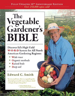 Book - The Vegetable Gardners Bible 2nd edition