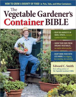 Book - The Vegetable Gardners Container Bible