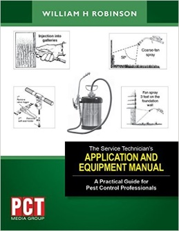 Book - The Service Technician's Application and Equipment Manual