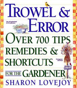 Book - Trowel and Error
