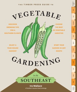 Book - Vegitable Gardening in the Southeast