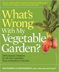 Book -  What's Wrong With My Vegetable Garden