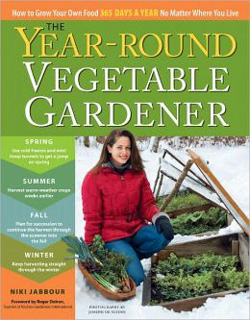 Book - Year Round Vegetable Gardener